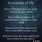 Essentials of life