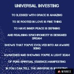 Universal Investing
