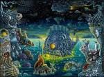 Cosmic jungles